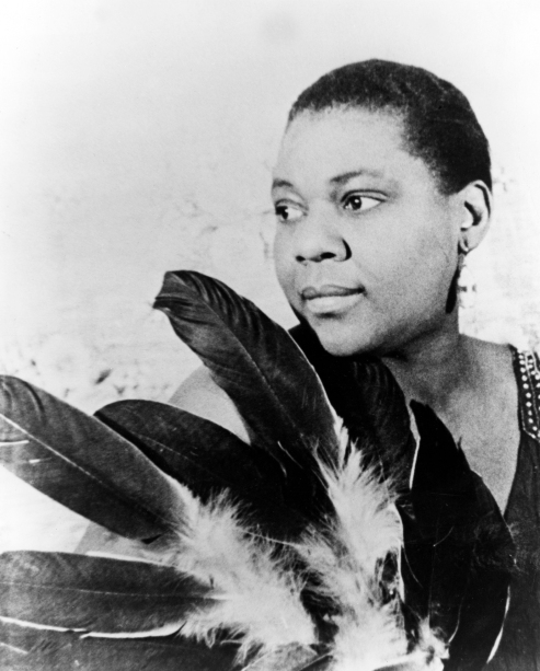 Bessie Smith personified the blues diva.
