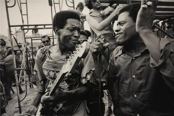 Buddy Guy & Junior Wells, 1968