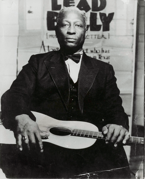 Janis Joplin cited Lead Belly as a musical inspiration