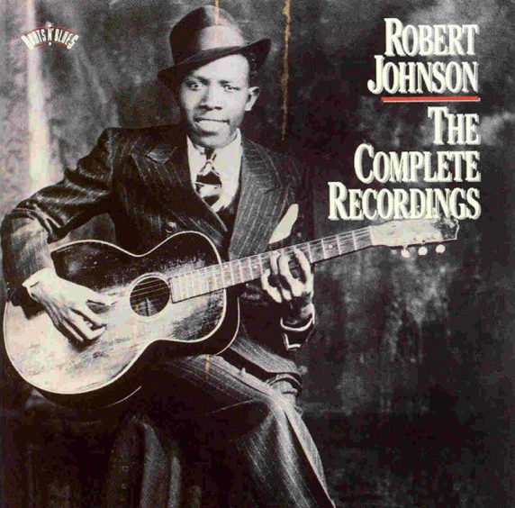 Robert Johnson won the acclaim of a rock star when this box set garnered a Grammy and went gold.
