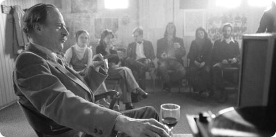 Professor Marshall McLuhan